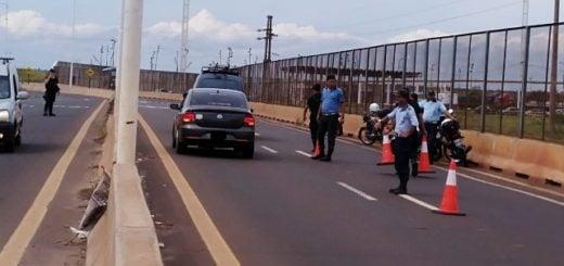 Tránsito: el municipio retuvo 23 vehículos por violaciones a normativas