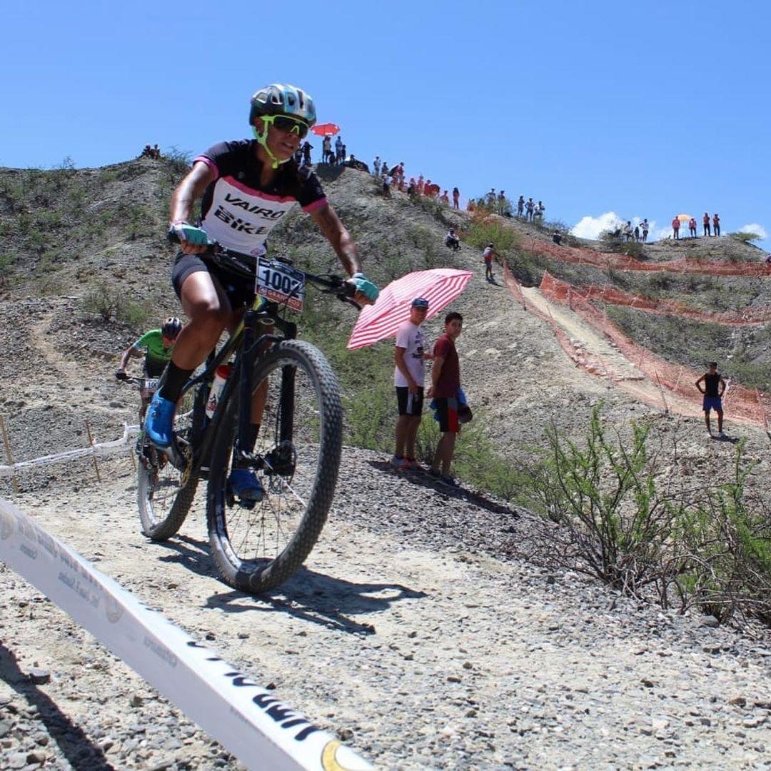 Ciclismo: la apostoleña Paula Quiros ganó el Abierto de Santa María y se ilusiona con Tokio