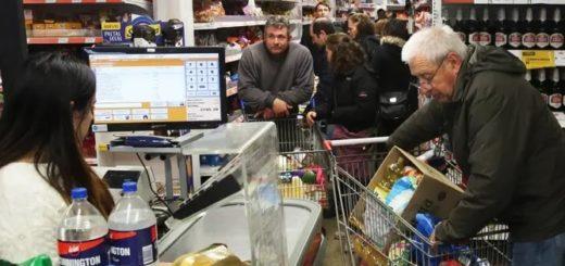 El 2020 arrancó con un 25% de aumento tras la suspensión del IVA en los productos de la canasta básica