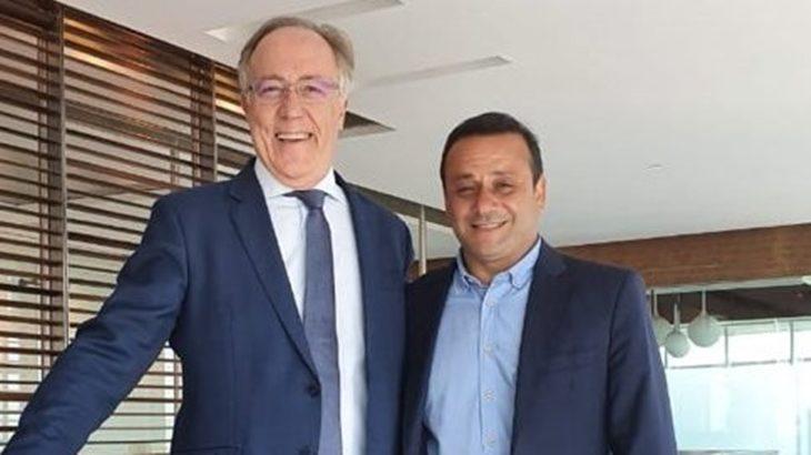 Herrera Ahuad se reunió con Nielsen y abordó dos temas centrales: precio de los combustibles y gasoducto