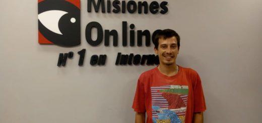 Ciclo Turismo: joven misionero realizó 1000 kilómetros en bicicleta para conocer las playas de Brasil