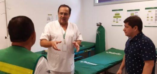 Mañana realizarán una simulación de caso sospechoso de coronavirus en Iguazú para verificar medidas de prevención