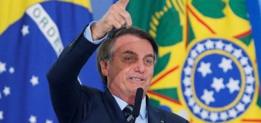 "Pese a que en Brasil no hay infectados de Coronavirus, Bolsonaro declaró ""estado de emergencia"""