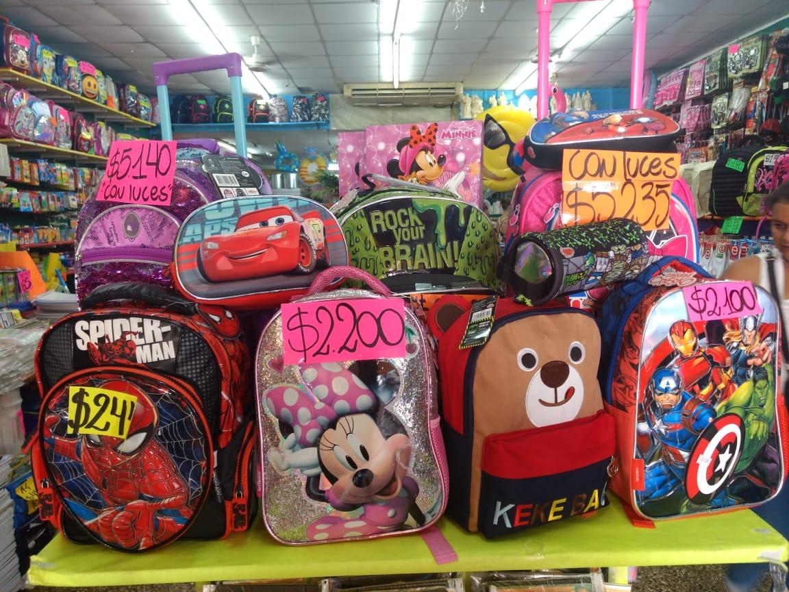 Útiles, uniformes y mochilas: ¿Cuáles son los precios en Posadas de cara al comienzo de las clases?