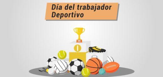 Hoy celebramos el Día del Trabajador Deportivo recordando la importancia de su labor