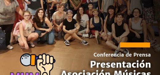 """Este sábado """"Músicas Unidas de Misiones"""" organiza su primer Festival y una charla sobre la Ley de Cupo Femenino para eventos musicales"""