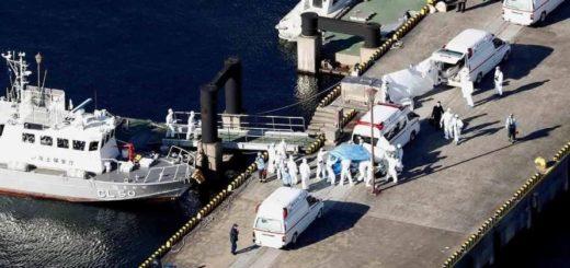 Japón: hay ocho argentinos en el crucero varado por coronavirus