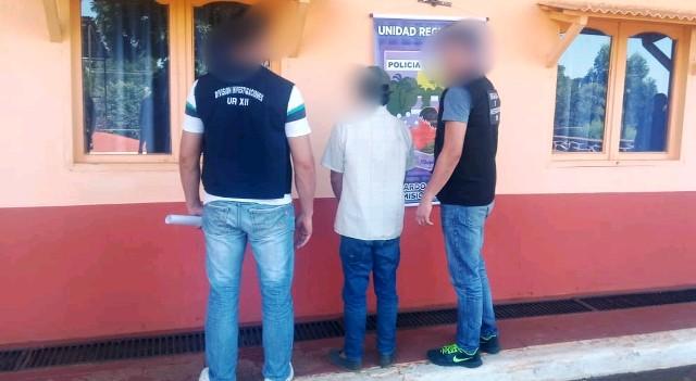 Ya fue trasladado a Misiones el presunto homicida de Salete Rodriguez López capturado en Brasil