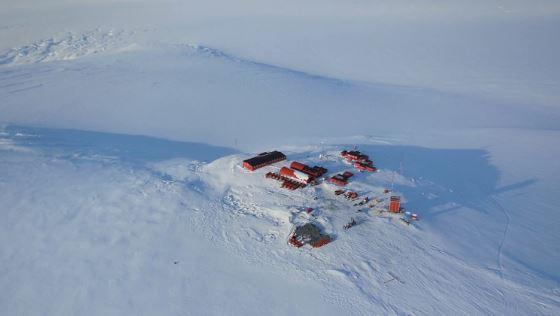 En la Antártida, se registró el día más caluroso desde 1961: a cuánto llegó la temperatura