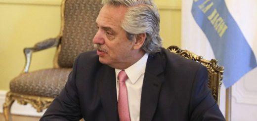 Alberto Fernández quiere impulsar una ley contra quienes nieguen las desapariciones de la dictadura