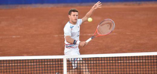 Tenis: comienzan los cuartos de final con Schwartzman y Lóndero adentro del Córdoba Open