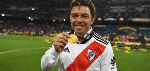 Marcelo Gallardo recibió el alta y viajaría a Santa Fe para el partido con Unión