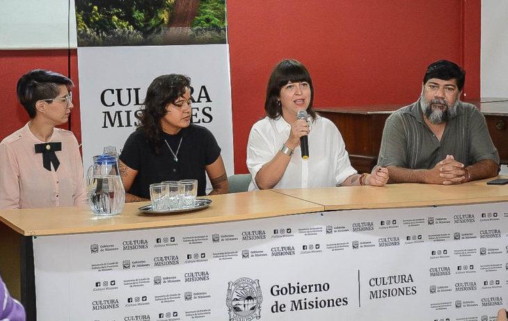 """Schuap: """"Necesitamos una reconstrucción social, y eso parte desde la cultura"""""""