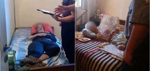 La Policía asistió a madre e hija postradas y abandonadas en su propia casa