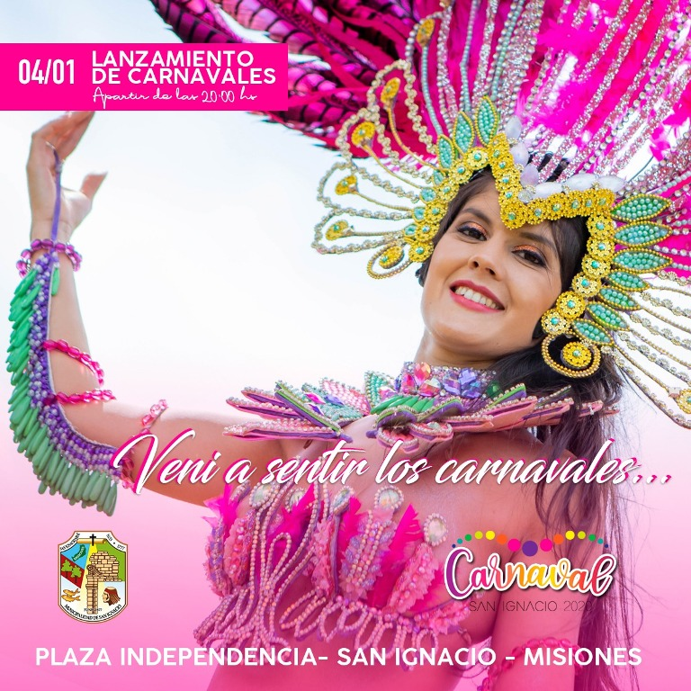 San Ignacio de Carnaval: este viernes arrancaron las noches de calle
