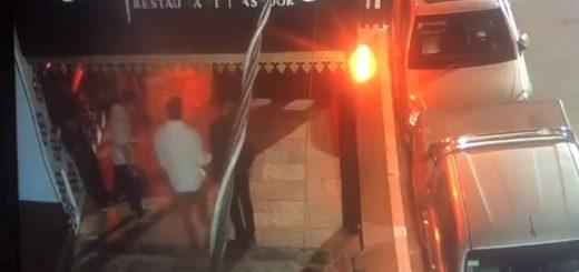Difunden un video que muestra a los rugbiers festejando tras haber asesinado a Fernando Báez Sosa
