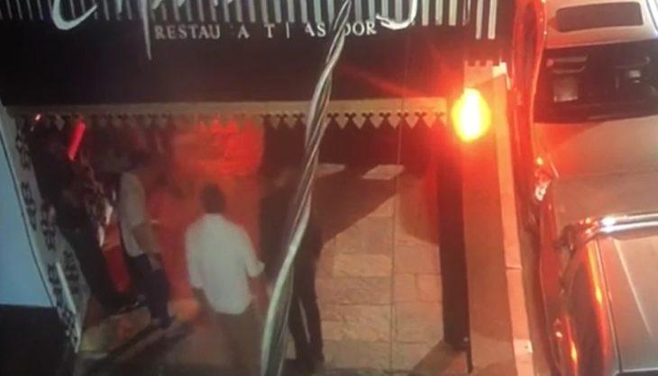 Difundieron imágenes inéditas de los «festejos» de los rugbiers después de matar a Fernando