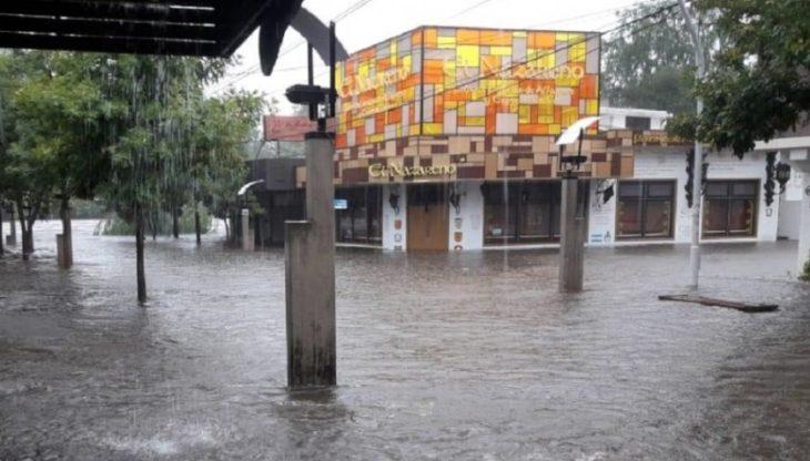 Alerta en Córdoba por crecida en todos los ríos de las sierras
