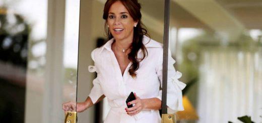Confirman que la primera dama de Paraguay tiene dengue