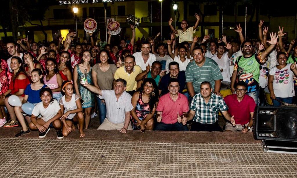Eldorado: se realizó el lanzamiento de los Carnavales 2020