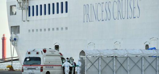 Autorizan el desembarco del crucero que estaba en cuarentena por coronavirus
