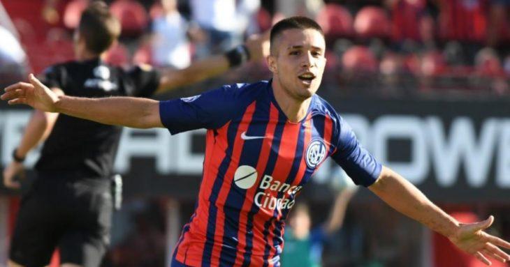 Superliga: San Lorenzo se llevó la victoria ante Vélez con gol de Julián Palacios