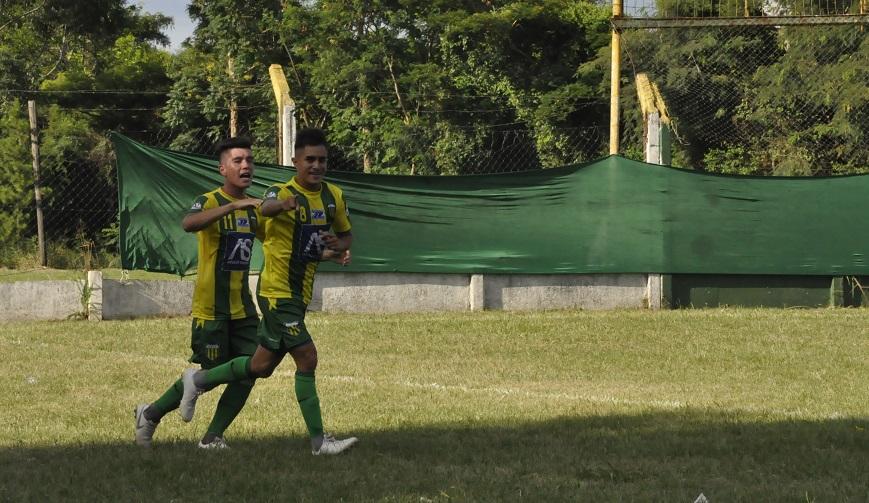 Fútbol: La Picada venció 2 a 1 a Sporting por el Torneo Regional Amateur