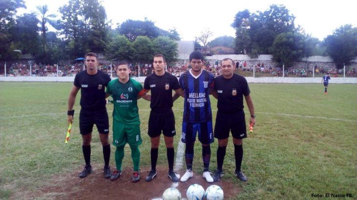Fútbol: debut y triunfo para El Timbó en el Torneo Regional Amateur