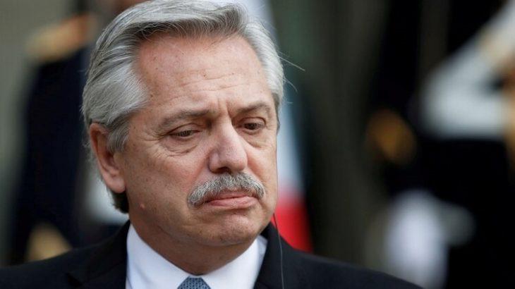 """Alberto Fernández: """"Me molesta que me digan que tengo presos políticos porque no los tengo"""""""
