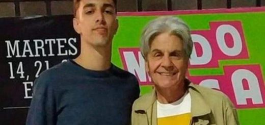 Confundió al actor Raúl Risso con Sergio Denis, lo felicitó por su recuperación y se volvió viral en redes