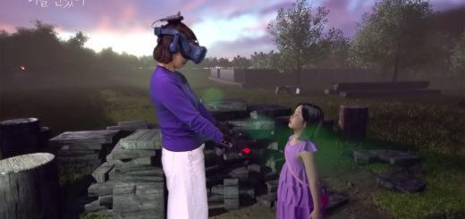"""La realidad virtual """"resucita"""" a una niña de 7 años para que su madre pueda reencontrarse con ella"""