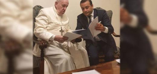Herrera Ahuad instaló en la agenda del Vaticano el cuidado, la preservación y la biodiversidad de la selva misionera