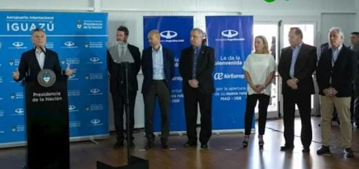 Confirman que la ruta entre Madrid e Iguazú funcionará normalmente hasta abril