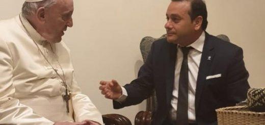 Herrera Ahuad y el Papa Francisco: los pormenores de una charla íntima que tendrá efectos profundos y resultados concretos para la provincia de Misiones