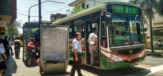 Paro de UTA: en Misiones el servicio de transporte urbano funciona con normalidad
