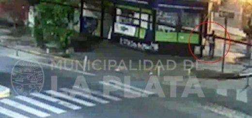 Un trapito violó a una joven en un contenedor de basura en La Plata