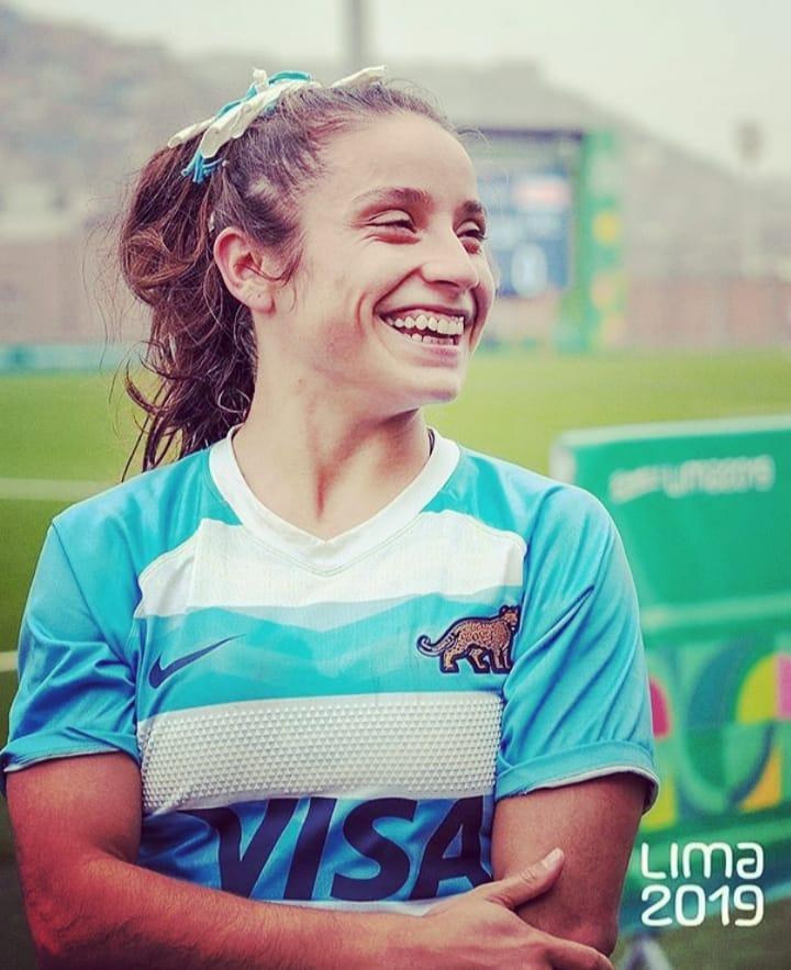 Cestoball: Marianela Pedrozo estará presente en la gira que realizará la Selección Argentina por Misiones