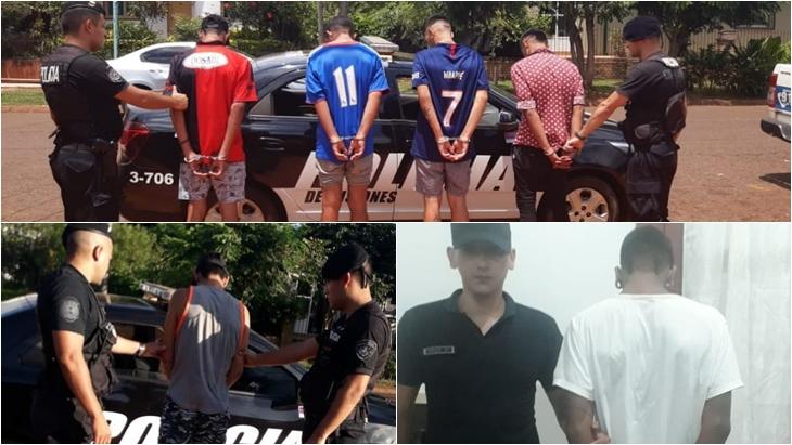 Feroz golpiza a un adolescente en Apóstoles: los detenidos fueron identificados como los presuntos autores materiales de las lesiones a Valentín Monzón