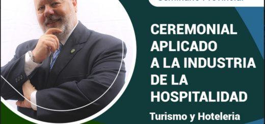 Turismo: dictarán ceremonial aplicado a la industria de la hospitalidad