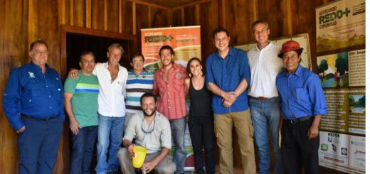 REDD+ en Argentina: expertos y locales participaron en Misiones de un encuentro para promover acciones sostenibles de conservación y restauración de ambientes