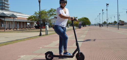 Movilidad urbana: los nuevos transportes eléctricos ya están en las calles de Posadas