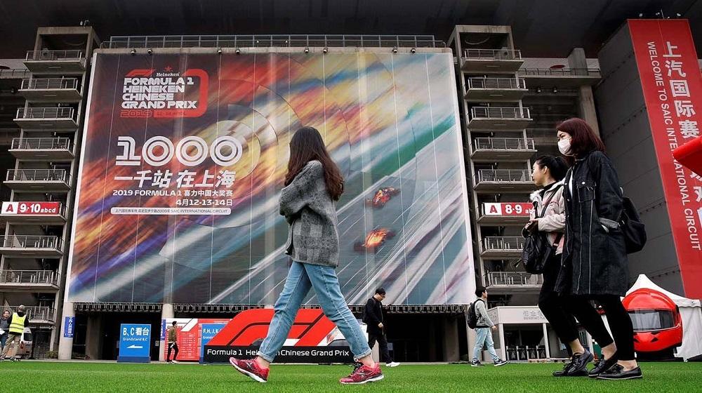 La FIA suspendió el Gran Premio de China por el coronavirus
