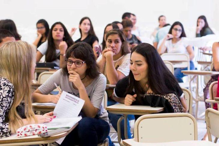 El número de estudiantes inscritos en la UNaM superó al del 2019: Humanidades es la facultad más elegida