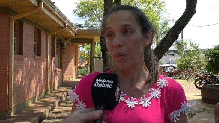 """Habló la mamá del niño que cayó de un colectivo en Posadas: """"El chofer conducía con las puertas abiertas antes de llegar a la parada"""""""