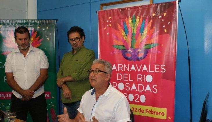 Carnavales del Río Posadas 2020: la Capital misionera se prepara para las noches de fiesta