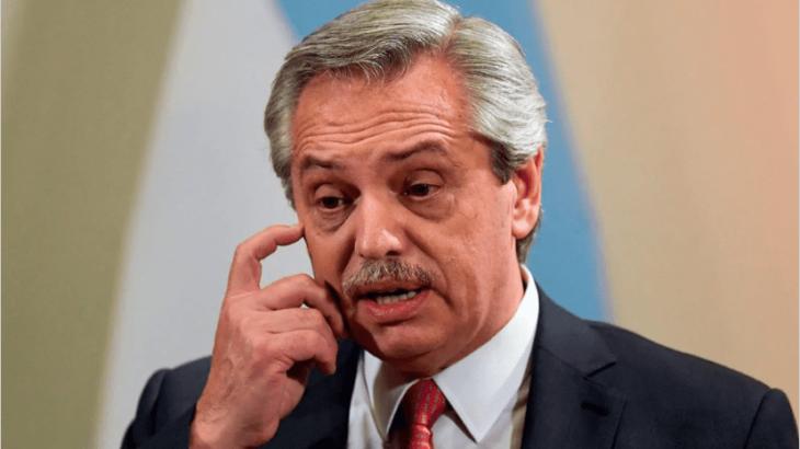 """Alberto Fernández: """"Los fondos también tendrán que perder"""""""