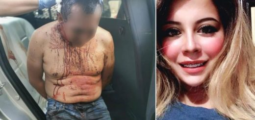 Un adolescente vio cómo mataron, despellejaron y tiraron los órganos de su madre por un inodoro