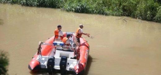Pescadores hallaron partes del cuerpo de una mujer en el río Paraná