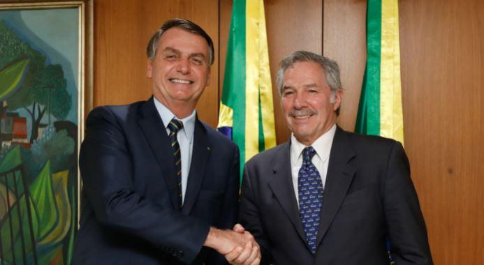 Alberto Fernández fue invitado por Bolsonaro a una reunión en Montevideo