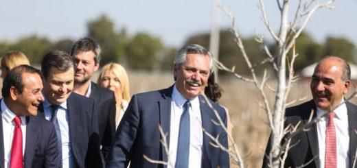"""Alberto Fernández incluyó a Oberá en el listado de """"capitales alternas"""" buscando descentralizar la administración pública nacional"""